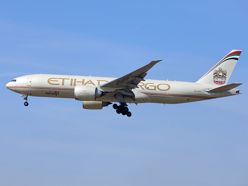 ETIHAD LAUNCHES LOS ANGELES SERVICE | Compass Forwarding