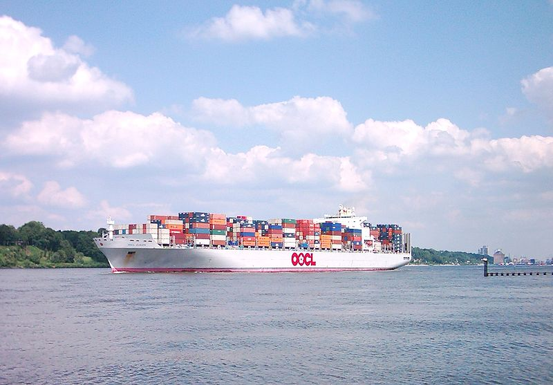 Oocl cutting asia north america sailings after chinese new for Kosco fuel